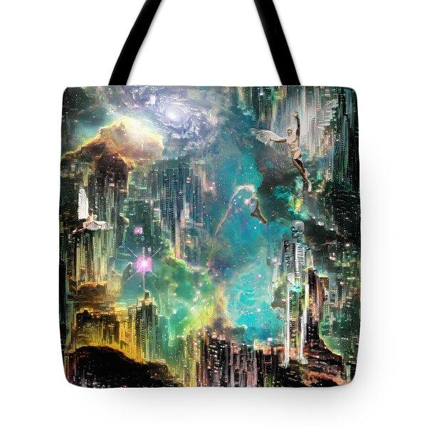 Eternal Kingdom Tote Bag