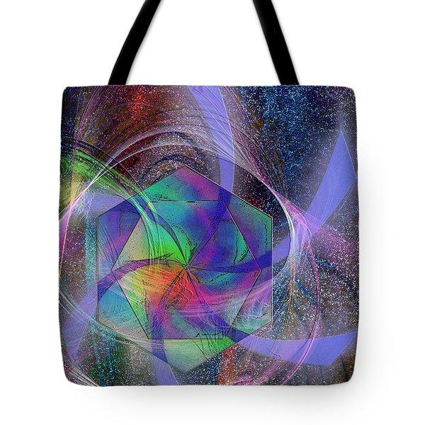 Eternal Reactions Tote Bag