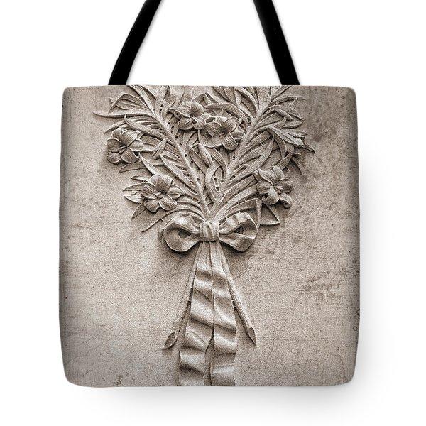 Eternal Lilies Tote Bag