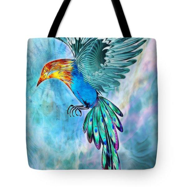 Eternal Spirit Tote Bag