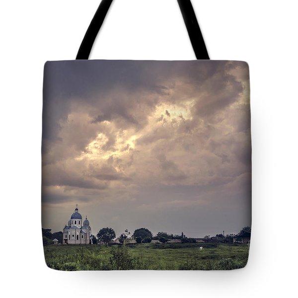 Eternal Storm Tote Bag