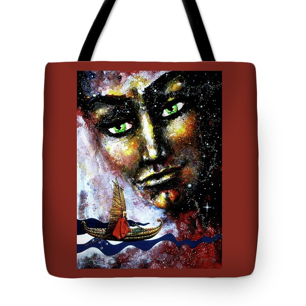 Eternal  Voyage Tote Bag