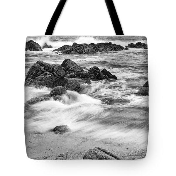 Eternal Waves Tote Bag