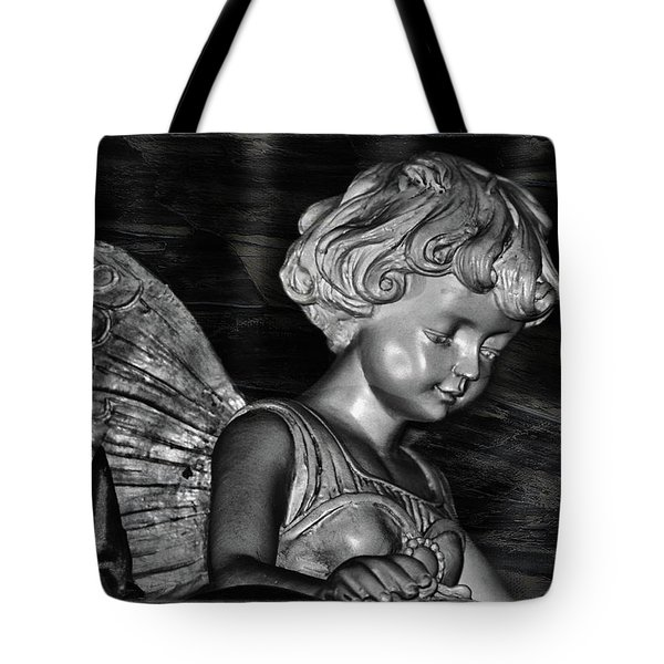 Tote Bag featuring the photograph Eternal by Yvonne Emerson AKA RavenSoul