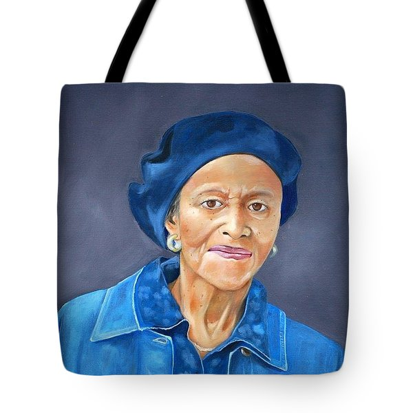 Ethel Pearl Tote Bag