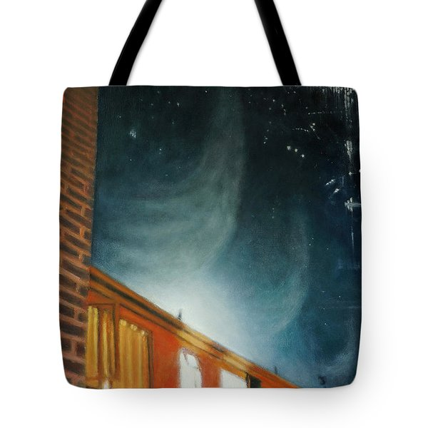 Ethercast Tote Bag