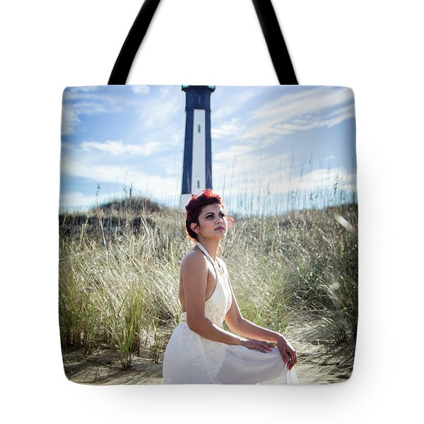 Ethereal Gaze Tote Bag by Stefanie Silva