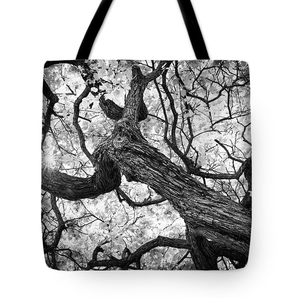 Ethereal Maple Tote Bag
