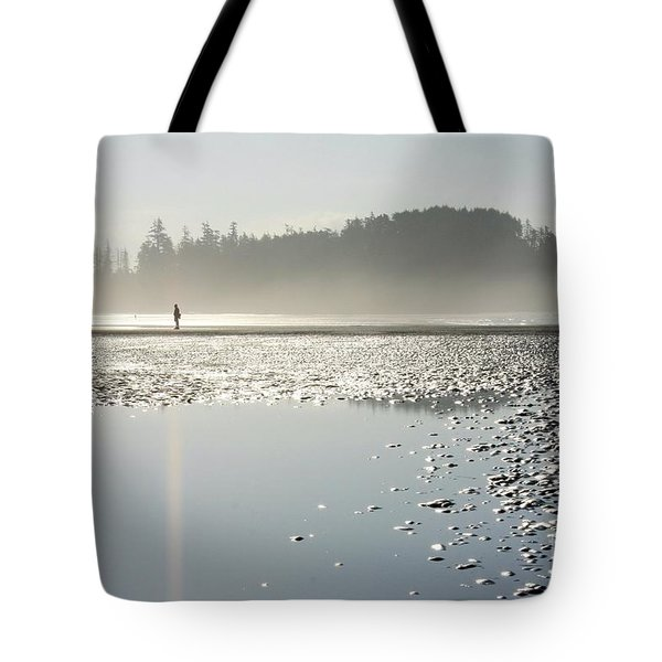 Ethereal Reflection Tote Bag