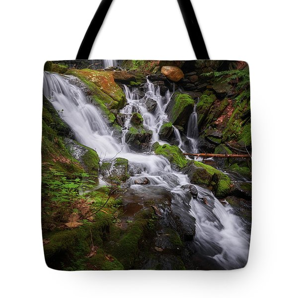 Tote Bag featuring the photograph Ethereal Solitude by Bill Wakeley