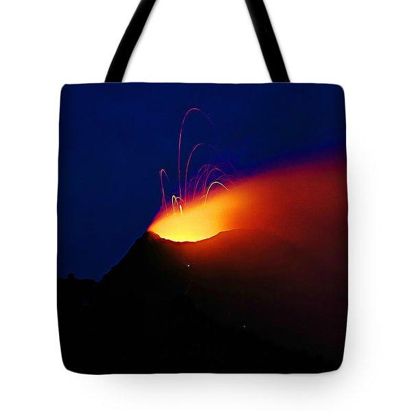 Etna Tote Bag