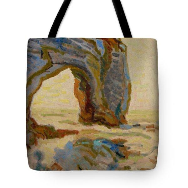 Etretat-4 Tote Bag