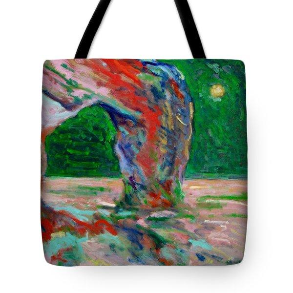 Etretat-6 Tote Bag