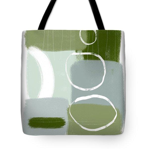 Eucalyptus Breeze  2- Art By Linda Woods Tote Bag