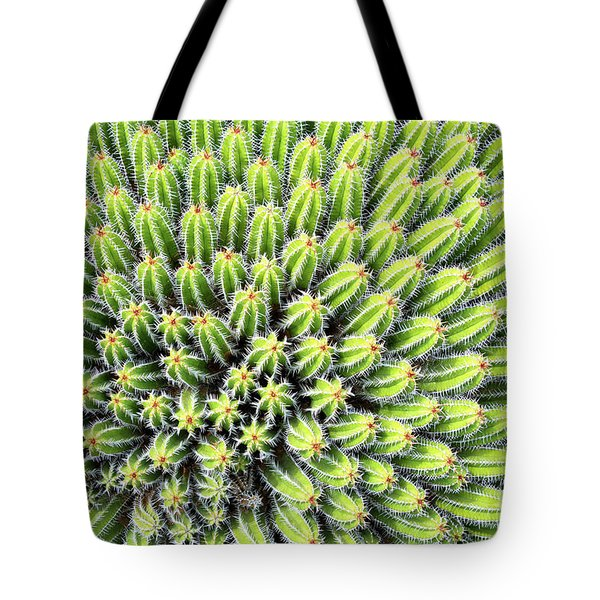 Euphorbia Tote Bag by Delphimages Photo Creations