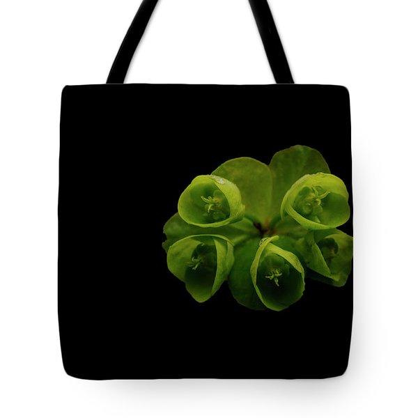 Euphorbia Tote Bag
