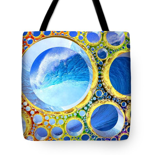 Euphoria Tote Bag by Andreas Thust