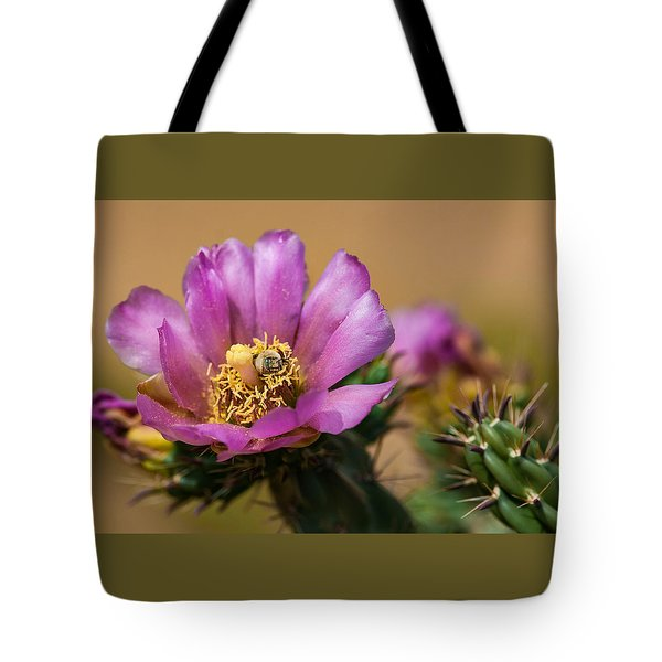 Euphoria Tote Bag by Carolyn Dalessandro