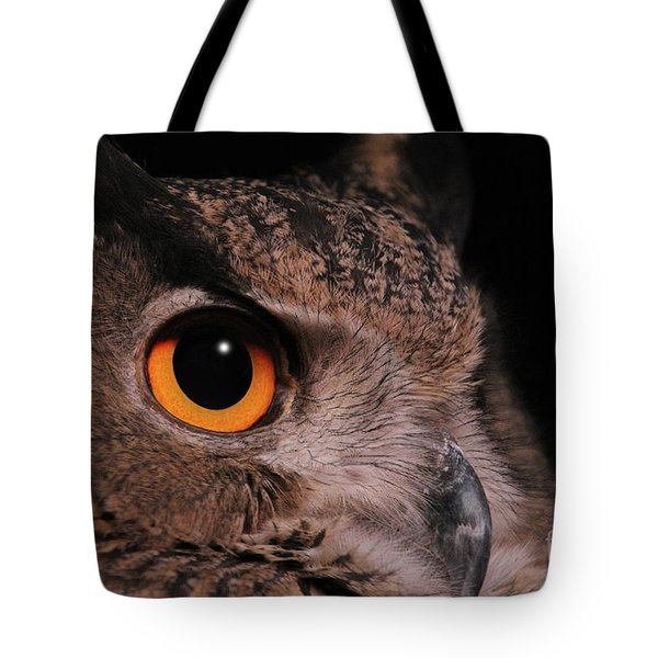 Eurasian Eagle-owl #3 Tote Bag