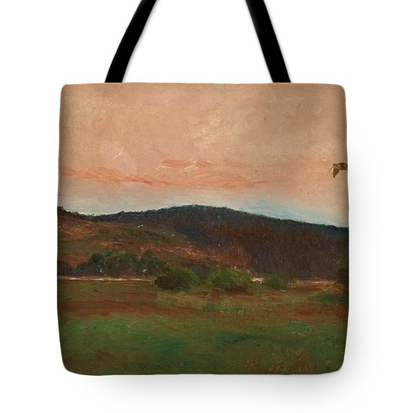 Eurasian Woodcocks Tote Bag