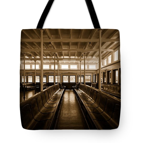 Eureka Ferry Tote Bag