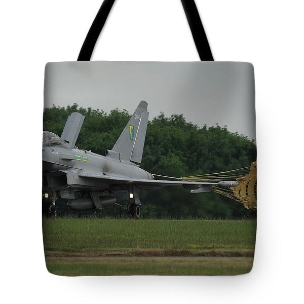 Eurofighter Typhoon Fgr4 Tote Bag