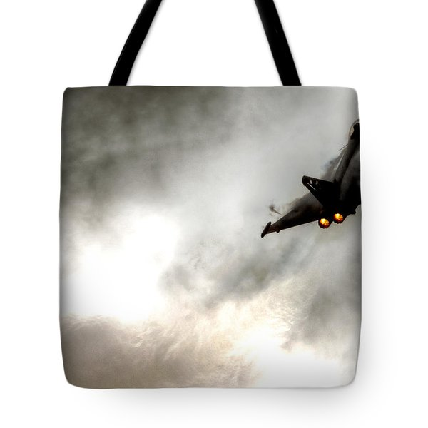 Eurofighter Typhoon  Tote Bag