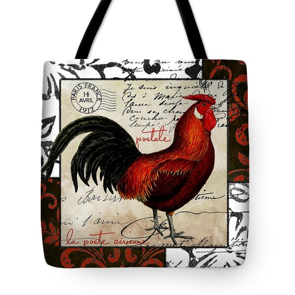 Europa Rooster II Tote Bag
