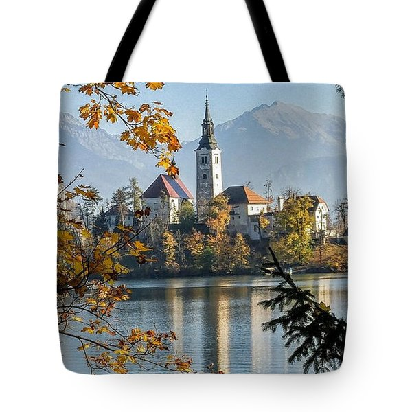 European Beauty Tote Bag