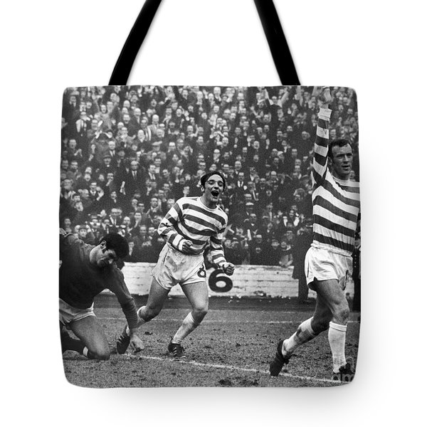 European Cup, 1970 Tote Bag by Granger