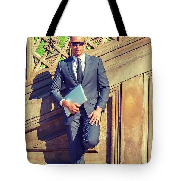 European Professional Travels, Works In New York Tote Bag