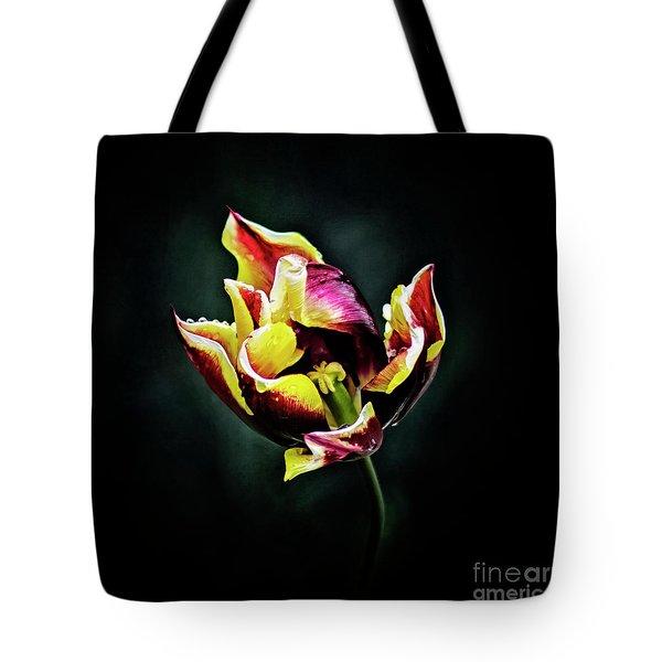 Evanescent Tote Bag