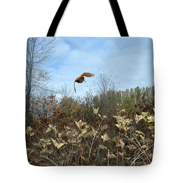 Evanescent Memories Tote Bag