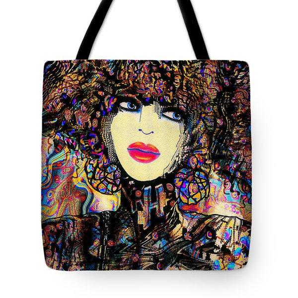 Evangelina Tote Bag