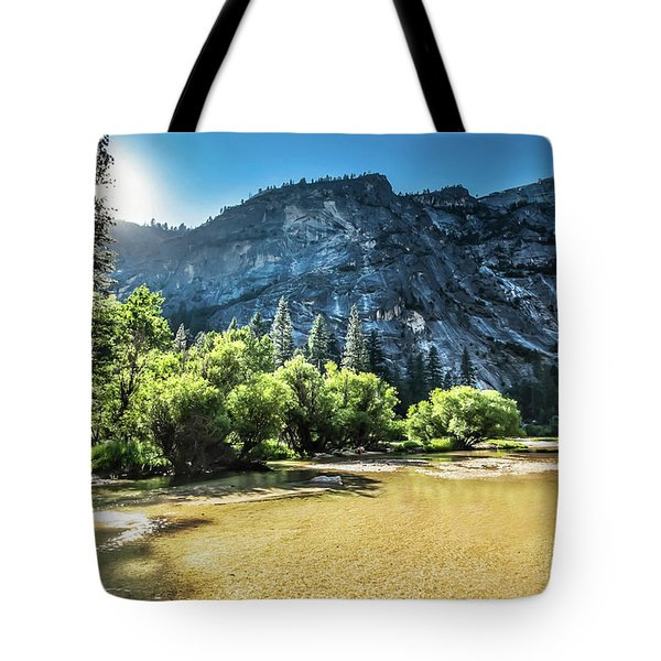 Tote Bag featuring the photograph Eve Approaches- by JD Mims
