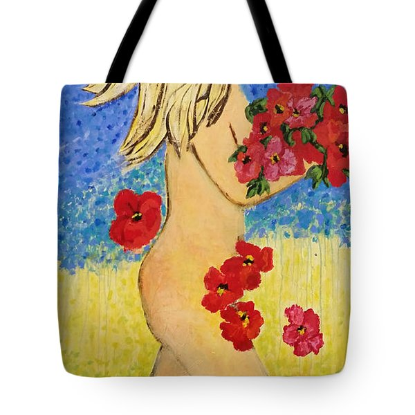 Eve Before The Fall Tote Bag