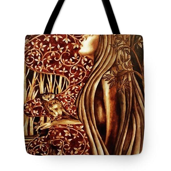 Eve Decieved Tote Bag