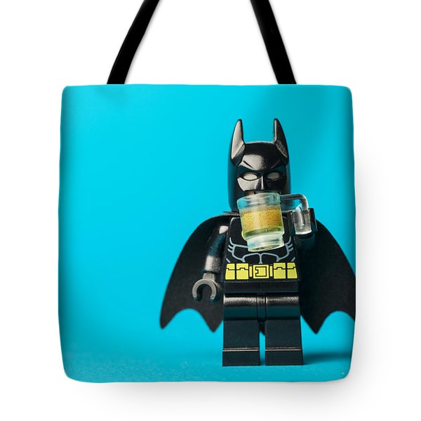 Even Batman Needs A Beer Tote Bag