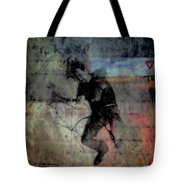 Even Flow Tote Bag