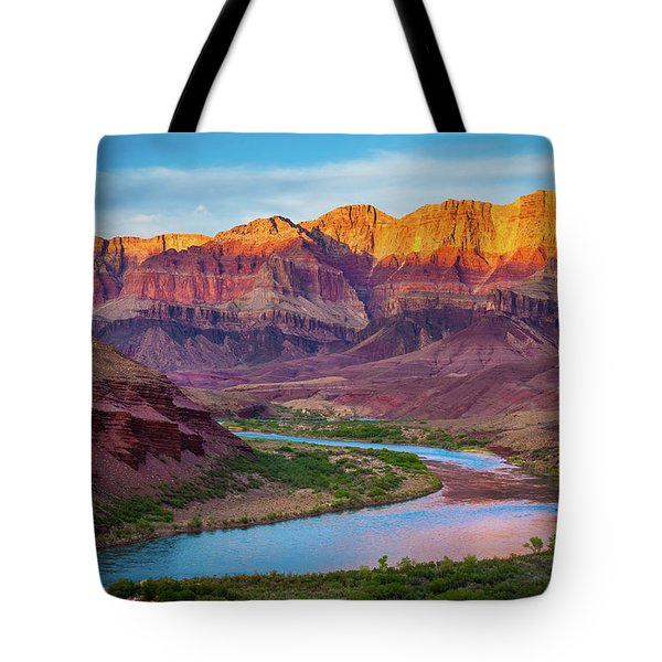 Evening At Cardenas Tote Bag