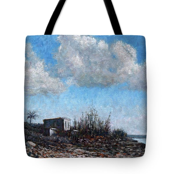 Evening At Current Ridge Tote Bag