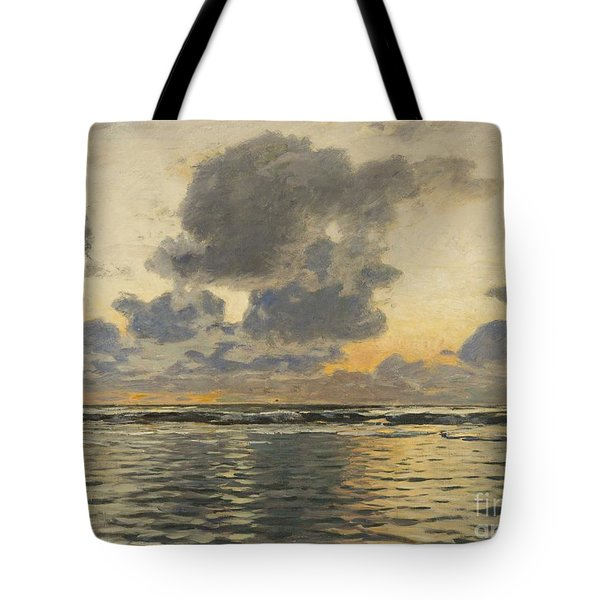 Evening At The Baltic Sea Tote Bag