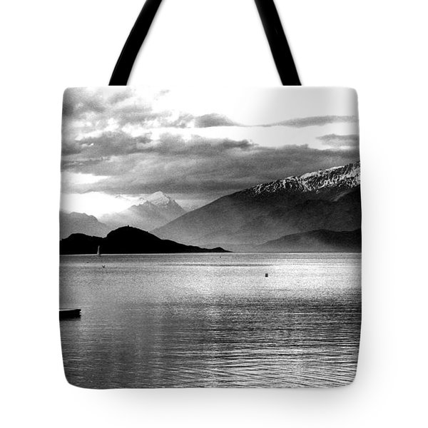 Evening At Wanaka Tote Bag by Nareeta Martin
