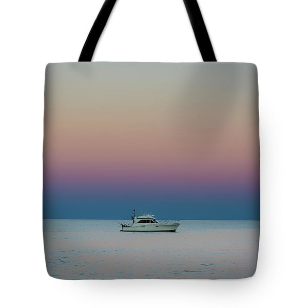 Evening Charter Tote Bag
