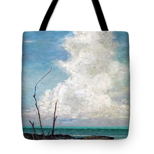 Evening Cloud Tote Bag