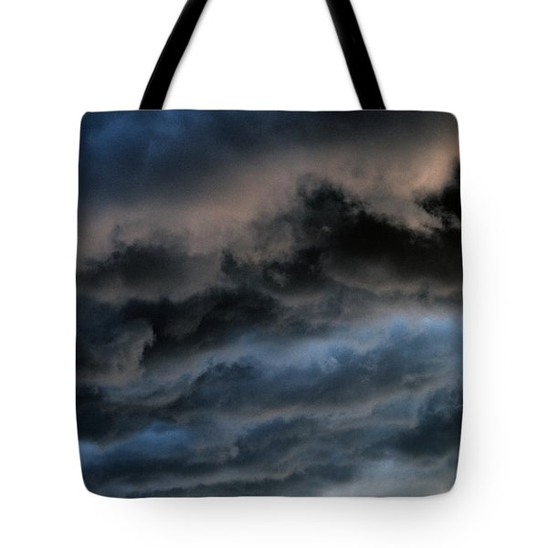 Evening Clouds Tote Bag
