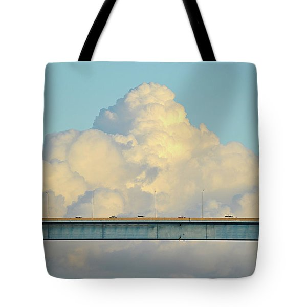 Evening Commute Tote Bag