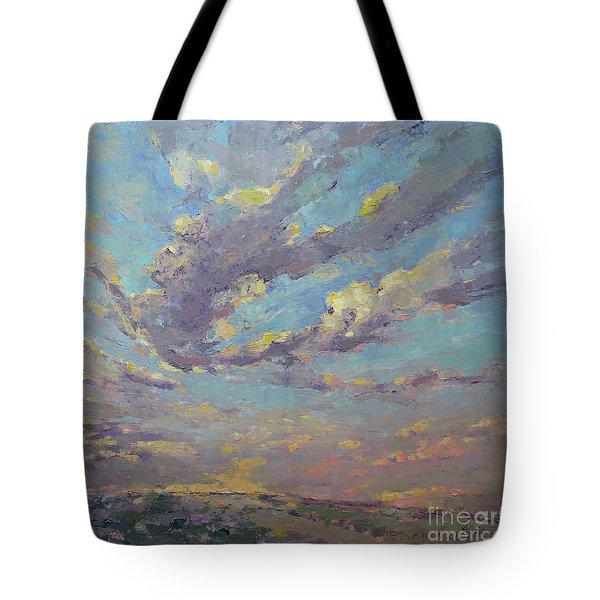 Evening Dance Tote Bag