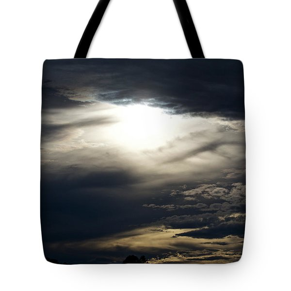 Evening Eye Tote Bag