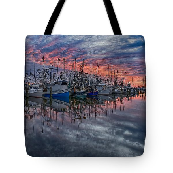 Evening Glow Tote Bag by Brian Wright